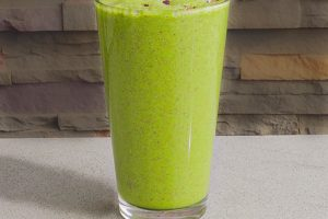 Superfood Mint Chip Smoothie